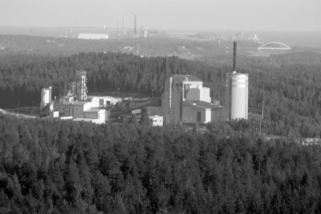 Hedensbyverket, Skellefteå