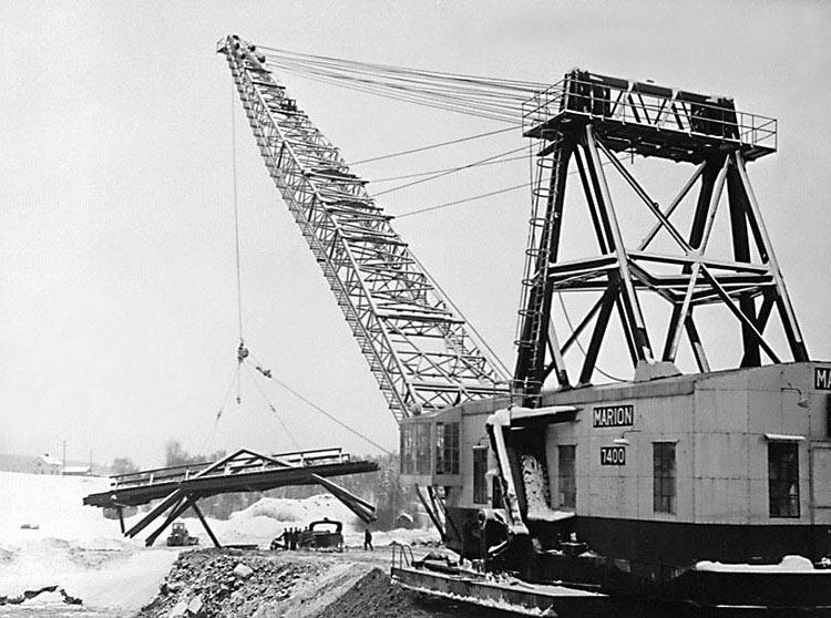 Kvistforsens kraftverk, Skellefteå