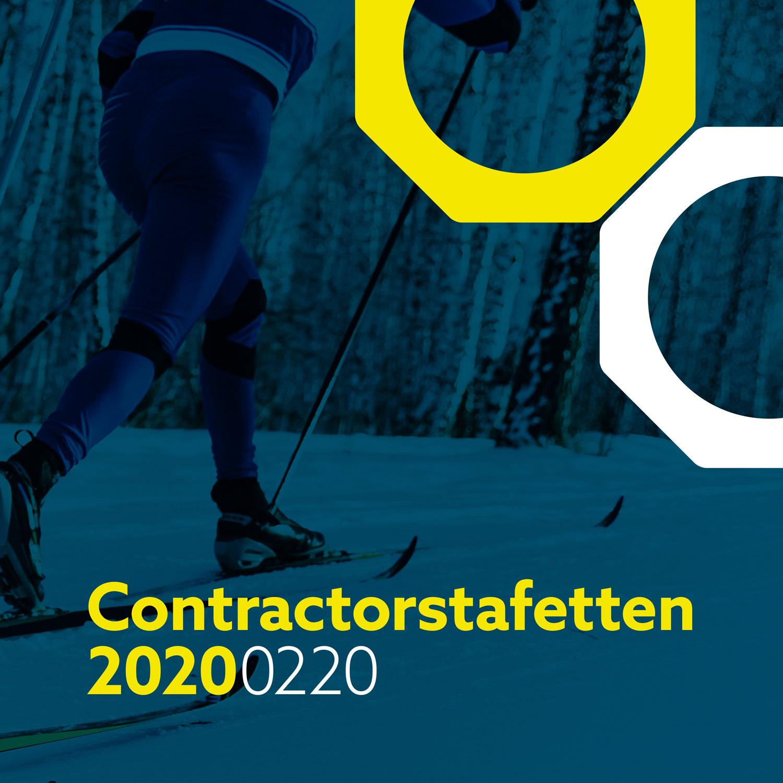 Contractorstafetten 2020