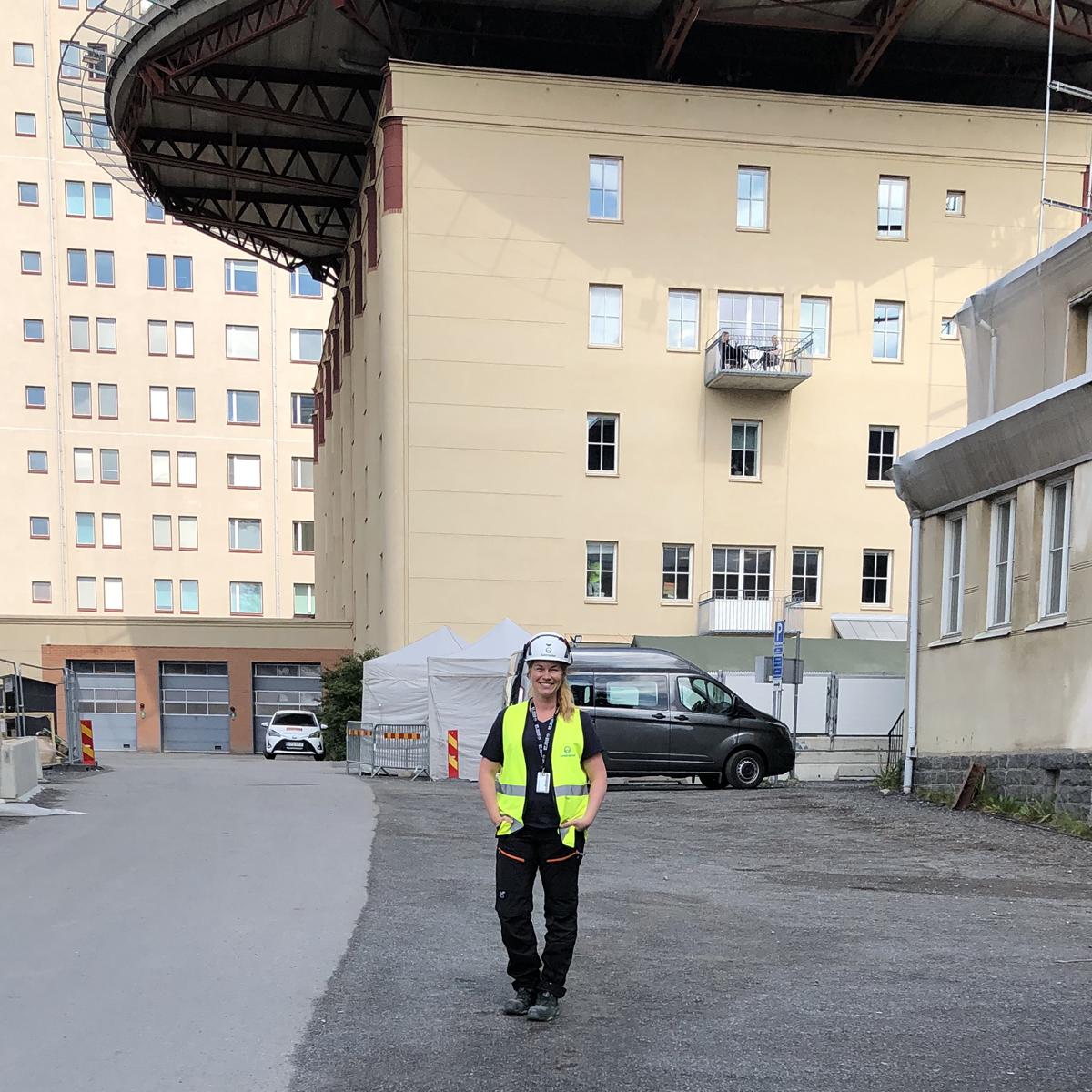 Ny akutmottagning, snabba hissar och superkameror på NUS