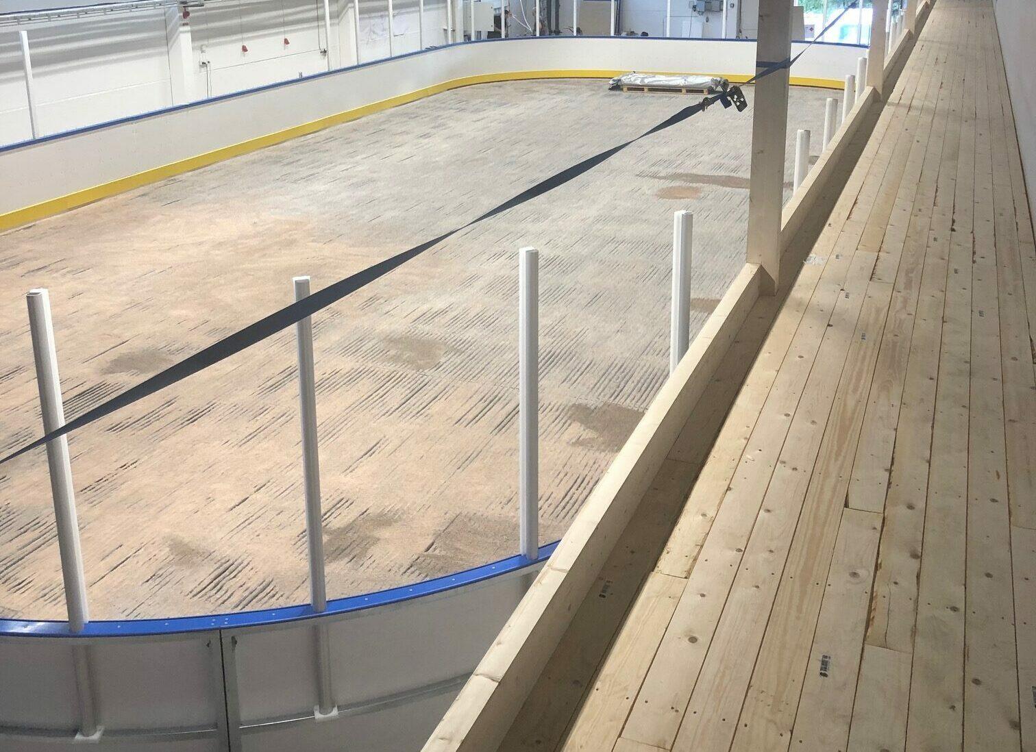 Contractor Sundsvall hjälper slipade proffs