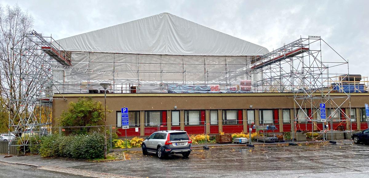 Flera projekt på Skellefteå lasarett