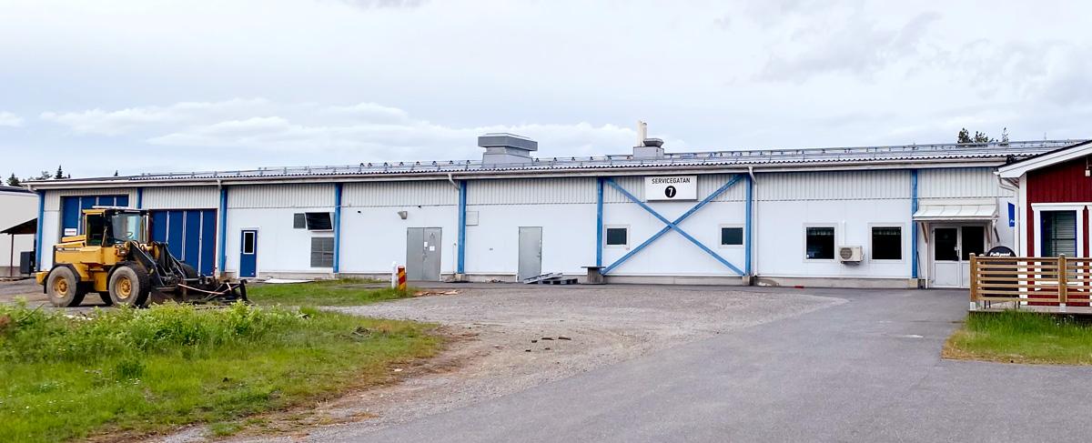 Ny fastighetsaffär i Skellefteå