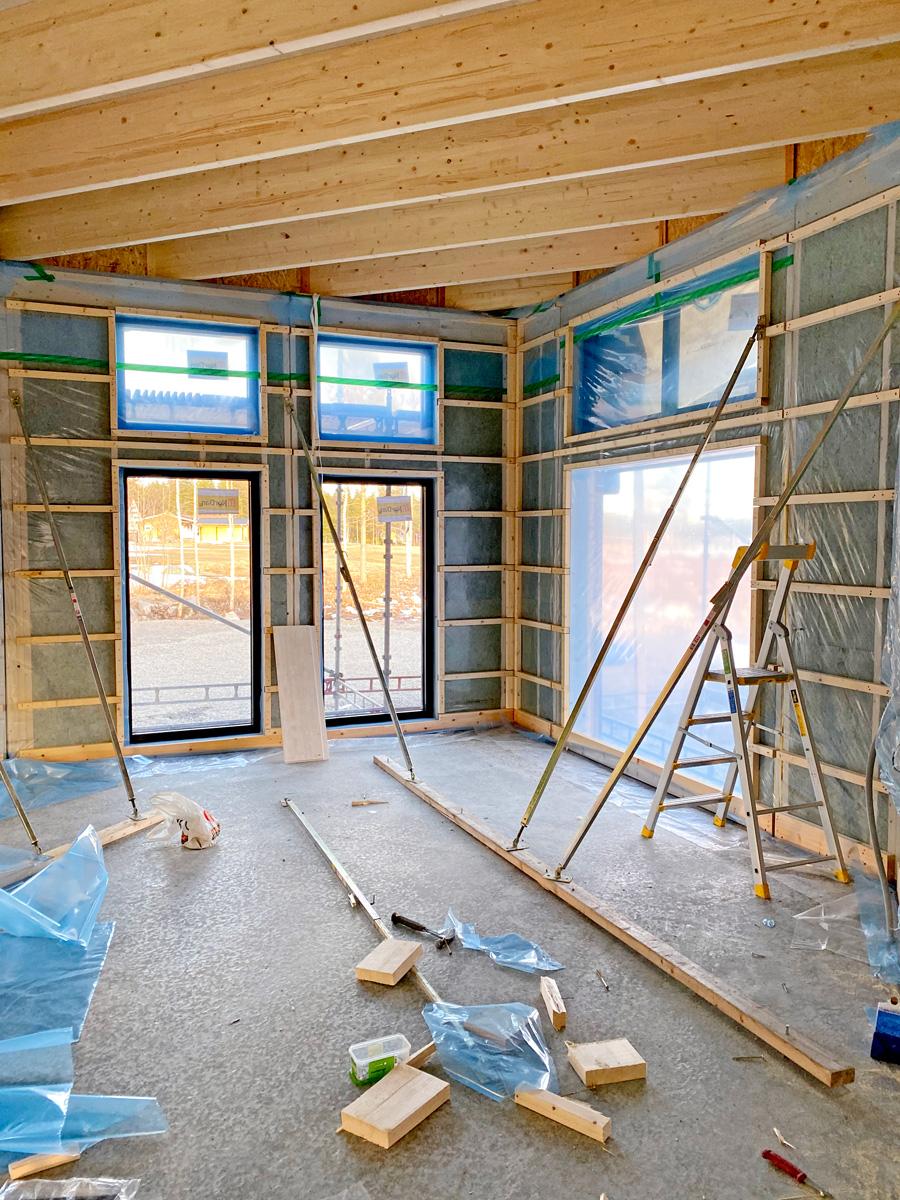 Jörnträhus populära i byggbranschen