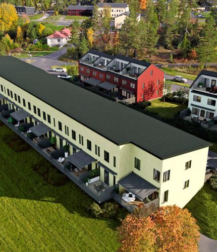 Affär på 61 miljoner landad av Contractor Sundsvall