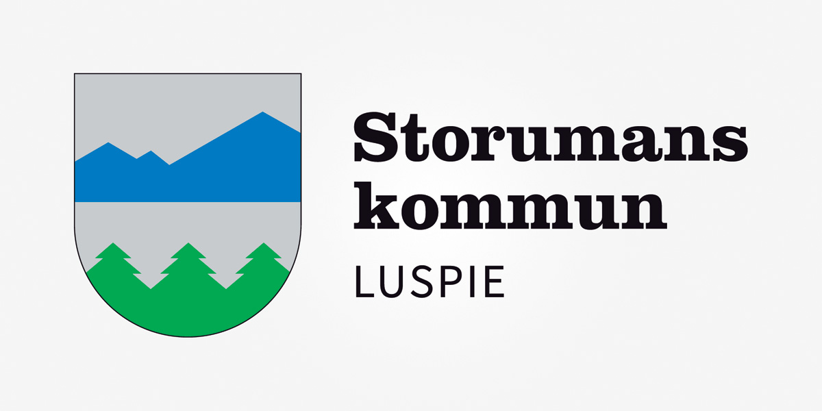 Storuman Luspie logo